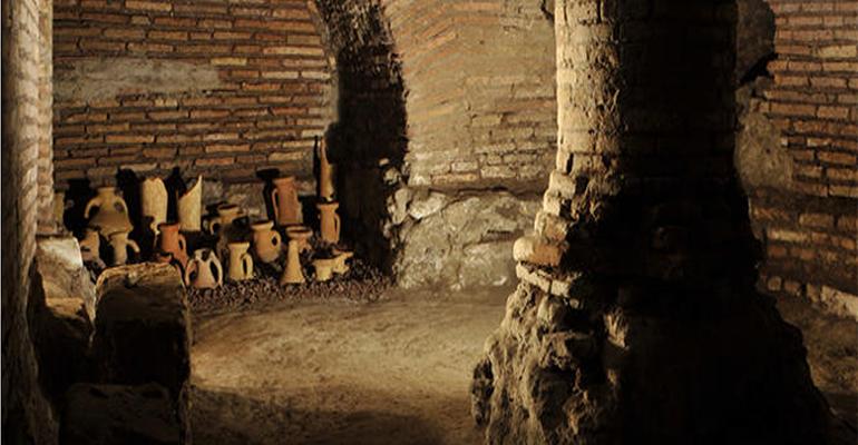 san paolo alla regole la bellezza dei sotterranei romani. Visite guidate a Roma
